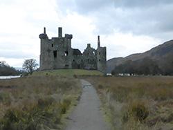 Kilchurn castle 0